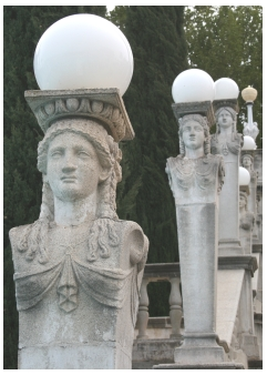 Visiting Hearst Castle, San Simeon, California, photo (c) Donna Dailey, pinned from https://www.pacific-coast-highway-travel.com/Visiting-Hearst-Castle.html