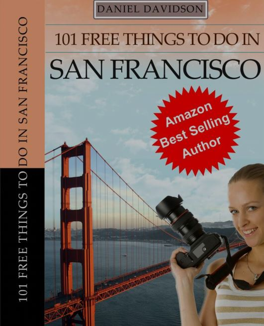 101 free things to do in San Francisco, reviewed at https://www.pacific-coast-highway-travel.com/Free-San-Francisco.html