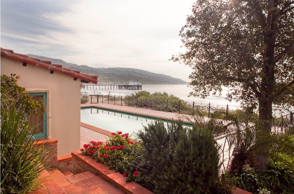The Adamson House and Malibu Lagoon Museum in Malibu, California