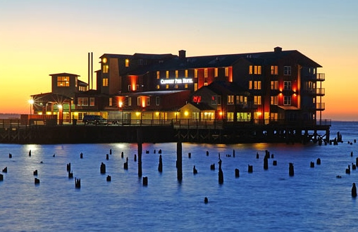 Cannery Pier Hotel: Astoria Hotels: http://www.pacific-coast-highway-travel.com/Astoria-Hotels.html