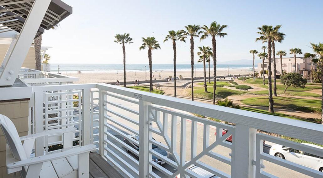 Beach House, Hermosa Beach, California Beach Hotel