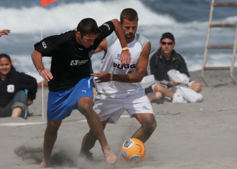 Oceanside's Beach Soccer Championships