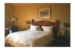 Bodega Bay Lodge and Spa Bedroom