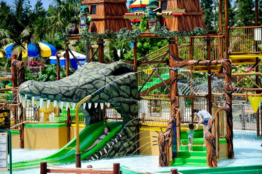 LEGOLAND Water Park in Carlsbad, California
