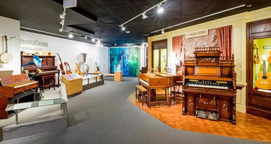 Carlsbad's Museum of Making Music