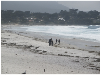 Carmel Beach, Carmel-by-the-Sea