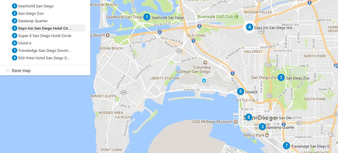 Cheap Rooms In San Diego