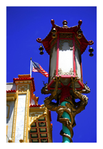 In San Francisco's Chinatown