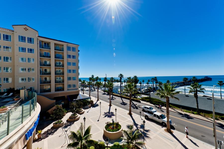 The Club Wyndham Oceanside Beach Resort