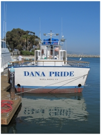 Dana Point whale-watching boat the Dana Pride, photo (c) Donna Dailey, from http://www.pacific-coast-highway-travel.com/Dana-Point.html