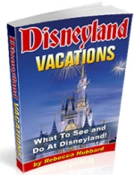 Disneyland Vacation Planning