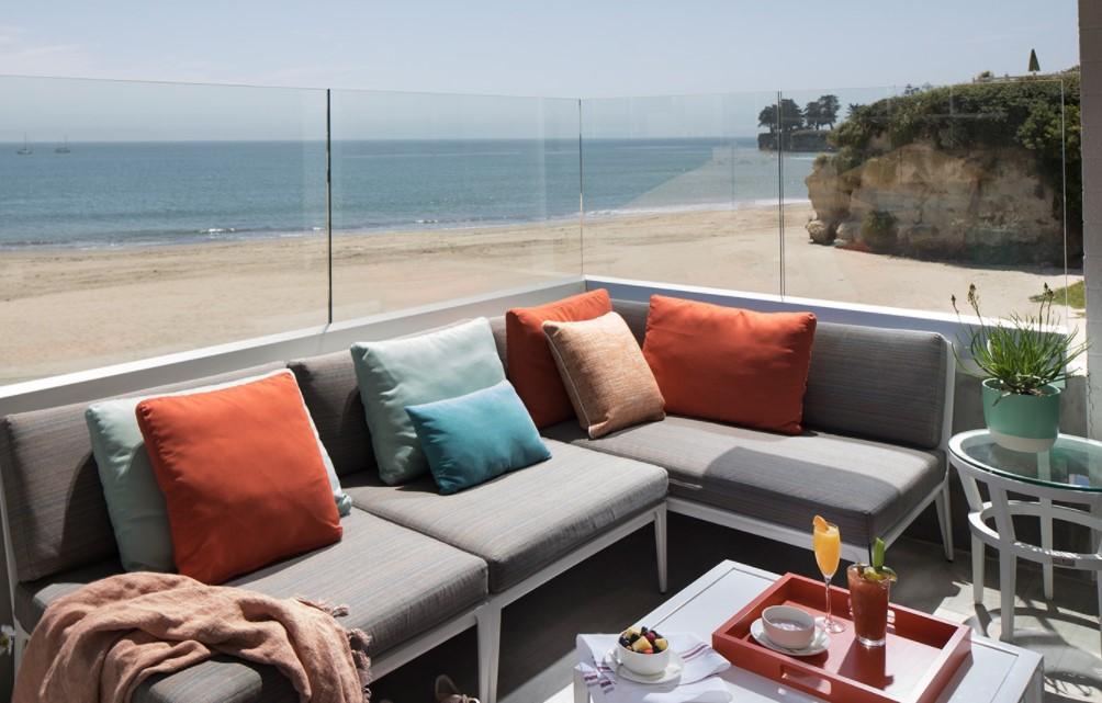 Dream Inn, Santa Cruz, California beach hotel