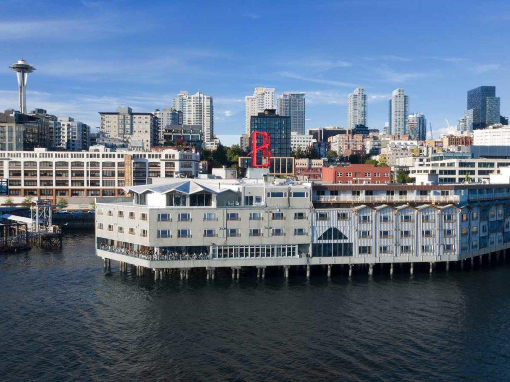 Edgewater Hotel in Seattle