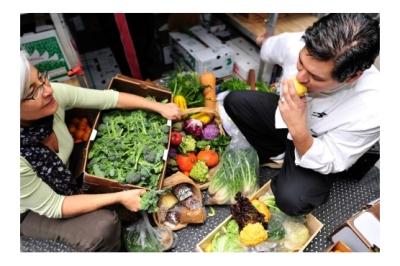 Miramar Santa Monica's Restaurant, FIG: Sourcing Ingredients