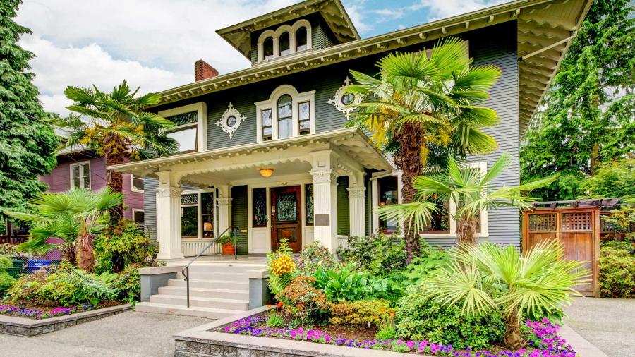 Gaslight Inn in Seattle