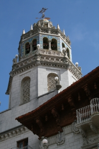 Visiting Hearst Castle, San Simeon, California, photo (c) Donna Dailey, pinned from http://www.pacific-coast-highway-travel.com/Visiting-Hearst-Castle.html