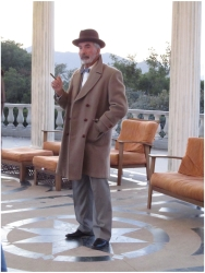 Hearst Castle Evening Tours are brilliant! Photo (c) Donna Dailey pinned from http://www.pacific-coast-highway-travel.com/Hearst-Castle-Evening-Tours.html