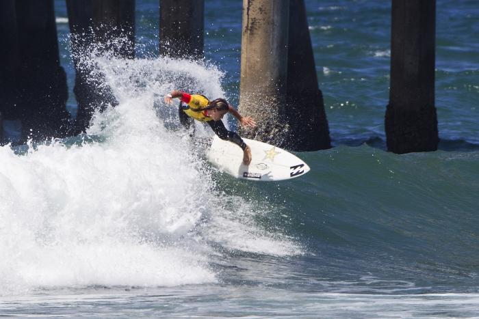 Huntington Beach Surf Competition Location