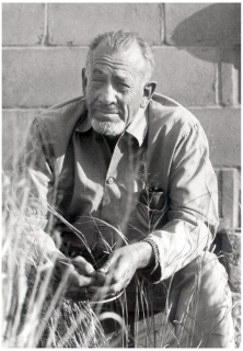 John Steinbeck in California