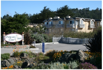 The Pelican Inn and Suites, Cambria, California, photo (c) Donna Dailey, pinned from http://www.pacific-coast-highway-travel.com/Pelican-Inn-and-Suites-Cambria.html