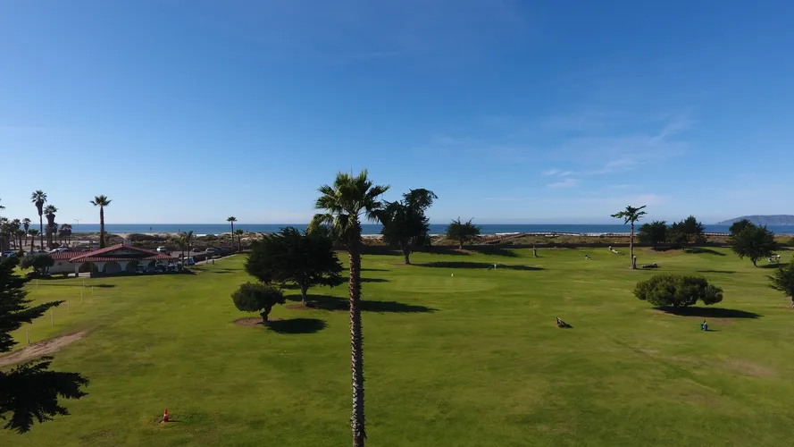 Pismo Beach Golf Course on the Pacific Coast Highway.