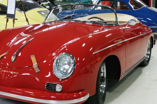 The San Diego Automotive Museum, from the best things to do in San Diego: https://www.pacific-coast-highway-travel.com/San-Diego-Things-To-Do.html