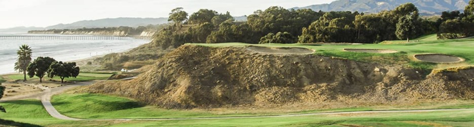 Sandpiper Golf Club on the Pacific Coast Highway