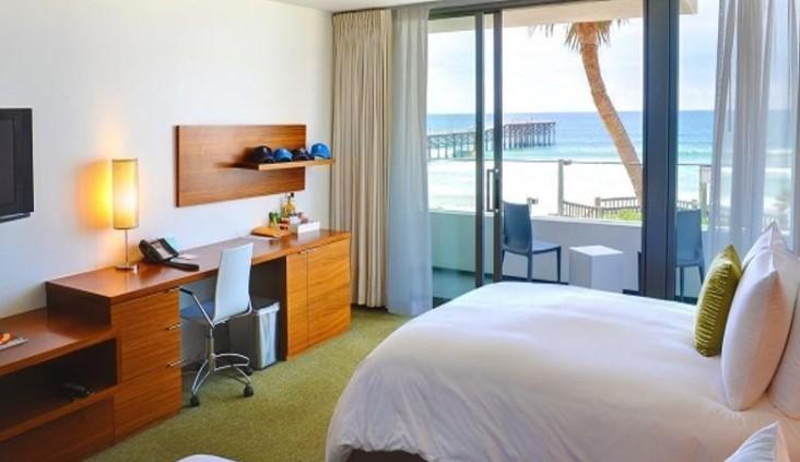 TOWER23 Hotel, San Diego, California beach hotel
