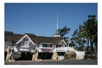 The Madonna Inn in San Luis Obispo, California, photo (c) Donna Dailey