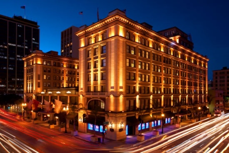 US Grant Hotel in San Diego, from https://www.pacific-coast-highway-travel.com/Where-to-Stay-in-San-Diego.html
