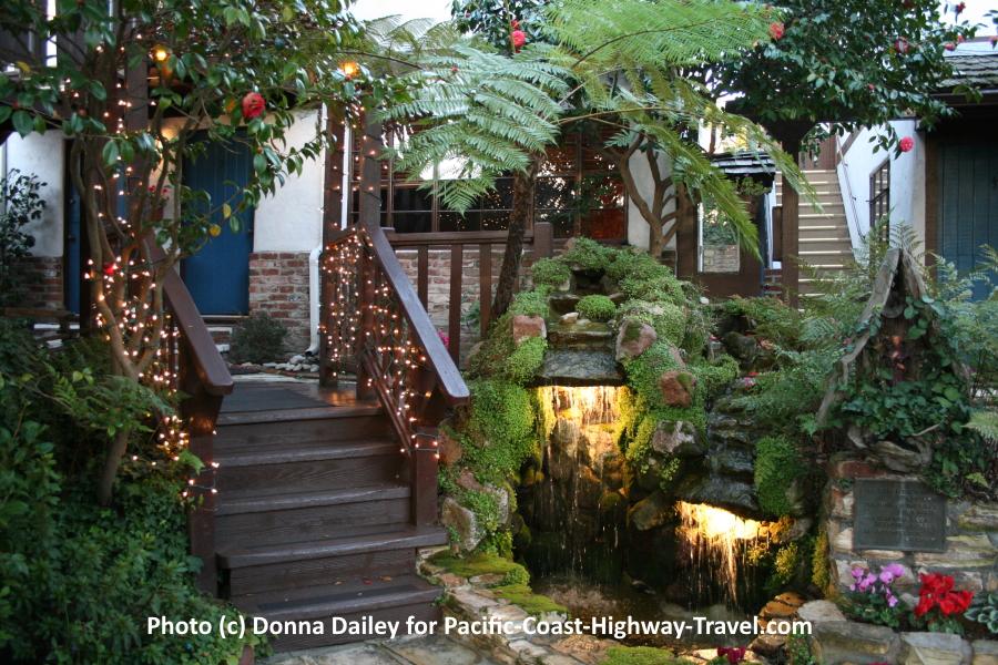 The Vagabond's House Inn in Carmel-by-the-Sea, California