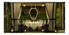 Santa Monica Viceroy Hotel: Whist Restaurant