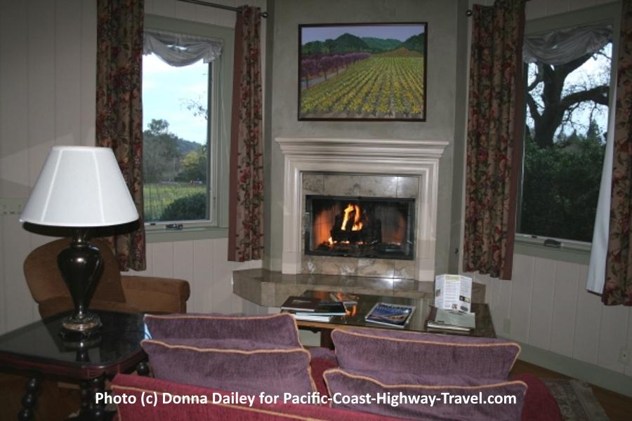 Napa's Wine Country Inn