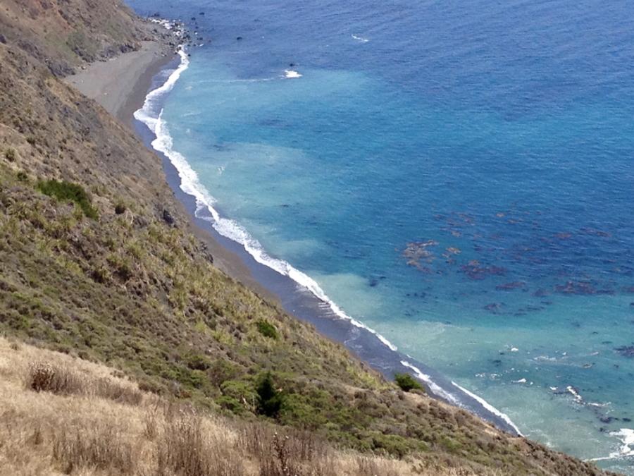Suicidal Drop-Offs on Pacific Coast Highway