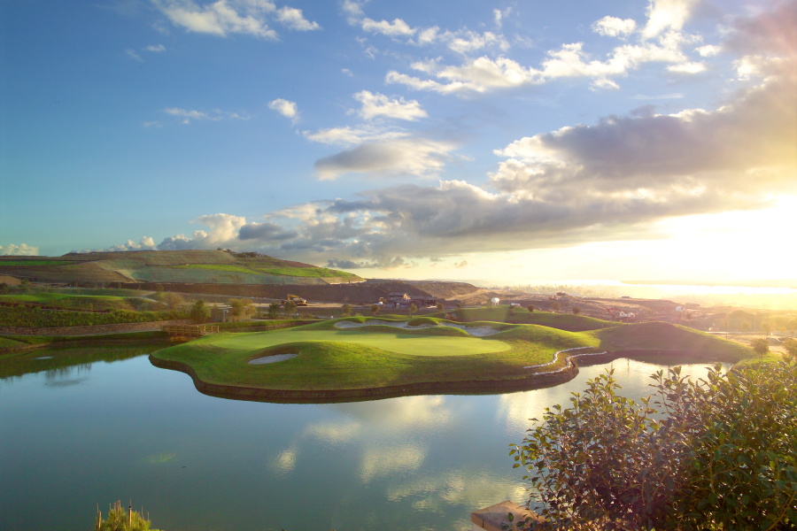 The Arrowood Golf Course in Oceanside