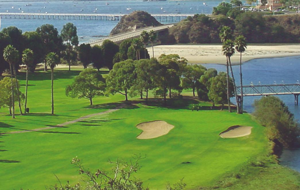 Avila Beach Golf Resort on the Pacific Coast Highway.