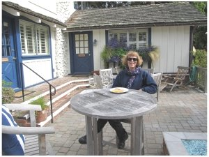 Donna Dailey in Carmel.