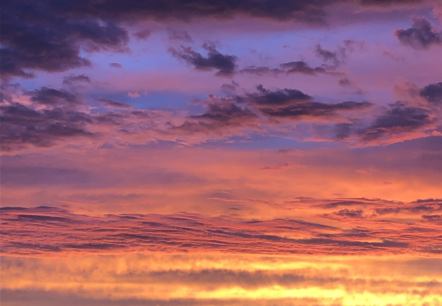 Sunset in Encinitas