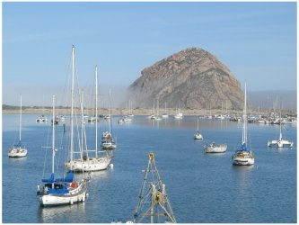 The Inn at Morro Bay: Accommodation in Morro Bay State Park
