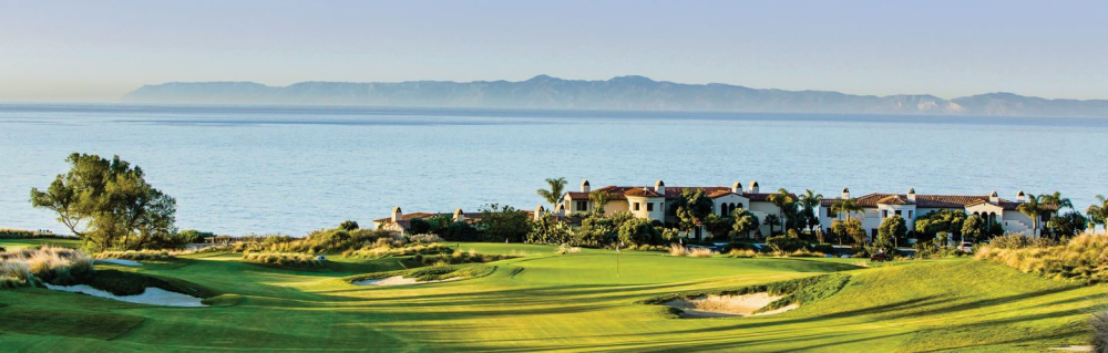 The Links at Terranea on the Pacific Coast Highway