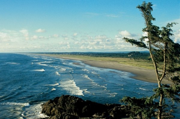 Long Beach in Washington, maybe the Longest Beach in the USA