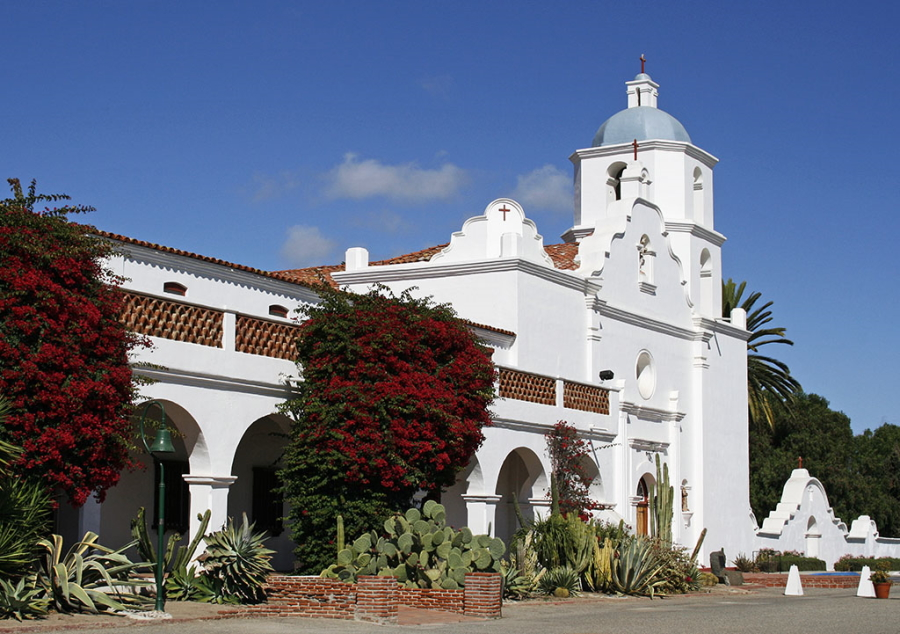 Mission San Luis Rey de Francia, Oceanside