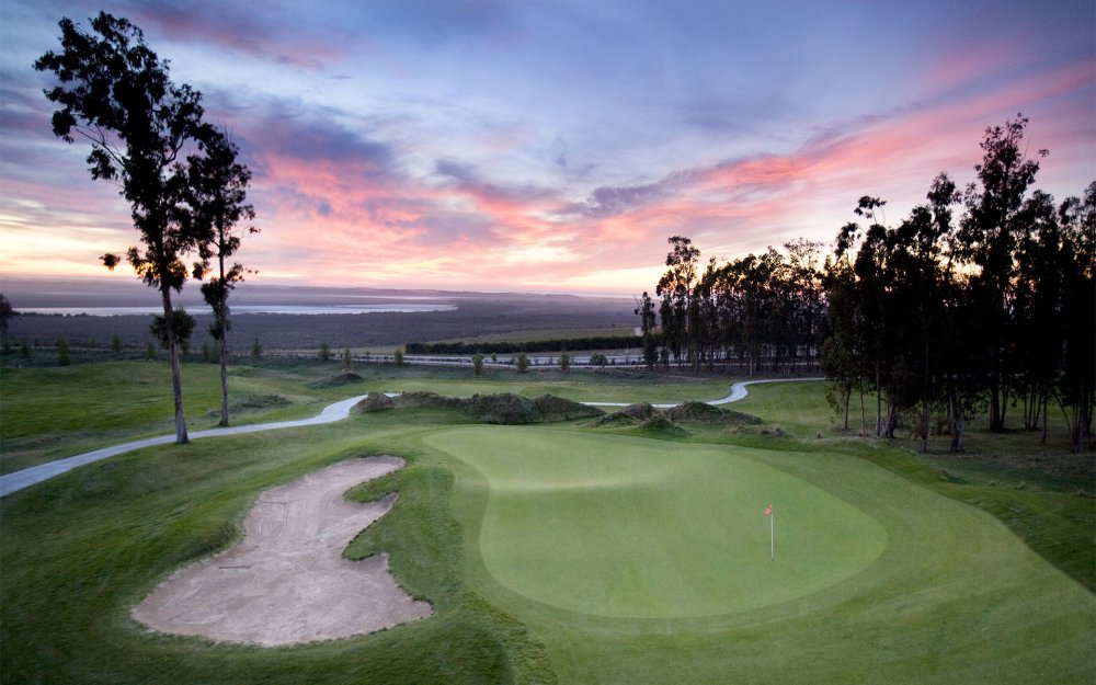 Monarch Dunes Golf Club on the Pacific Coast Highway