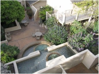 Monterey Boutique Hotel, the Hotel Pacific