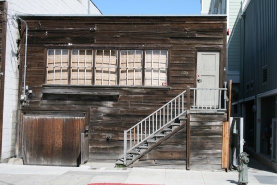 Ed Ricketts' Laboratory on Cannery Row in Monterey, California, photo (c) Donna Dailey from http://www.pacific-coast-highway-travel.com/Cannery-Row-Monterey.html