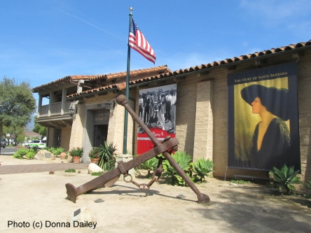 Santa Barbara Historical Museum, photo (c) Donna Dailey, pinned from https://www.pacific-coast-highway-travel.com/Santa-Barbara-Historical-Museum.html