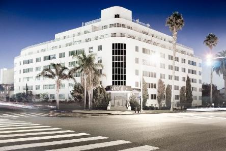 Santa Monica Hotel Shangri-La