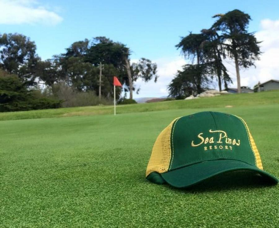 Sea Pines Golf Resort on the Pacific Coast Highway.