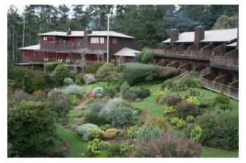 The Stanford Inn by the Sea in Mendocino