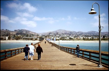 Ventura Pier, California, pinned from https://www.pacific-coast-highway-travel.com/Ventura-Free-Public-Trolley.html